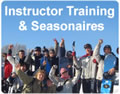 Options for Instructor Training and Seasonaires