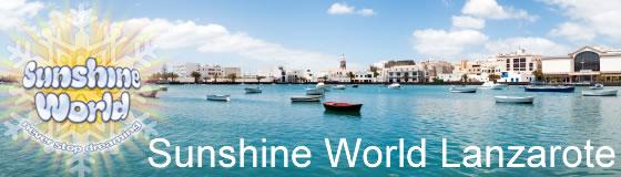 Sunshine World Summer Holidays in Lanzarote