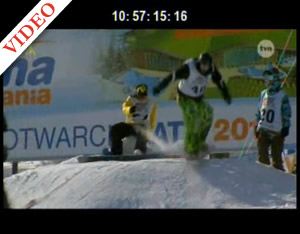 Click to view video posted by KIA Snow Cup on Facebook