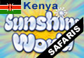 Click for Sunshine World Safaris in Kenya