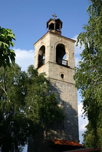 Bulgarian Church Tower, Bansko