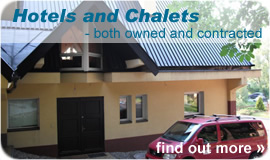 Hotels And Chalets