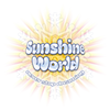 Sunshine World Holidays  Sticky Logo