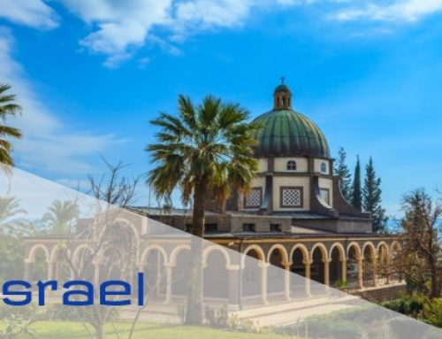 Israel Bibleland 8 Days and 7 Nights