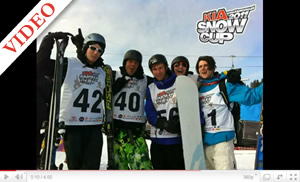 Click for Sunshine World at the Kia Snow Cup video on Youtube