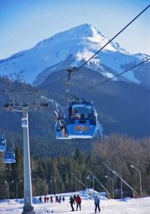 Bansko Ski Resort Ski Lift