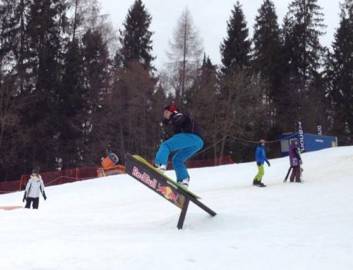 Theo, Snowboard Instructor