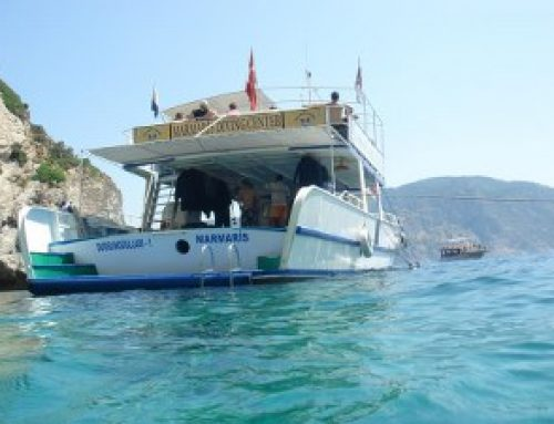 Turkey Diving Holiday